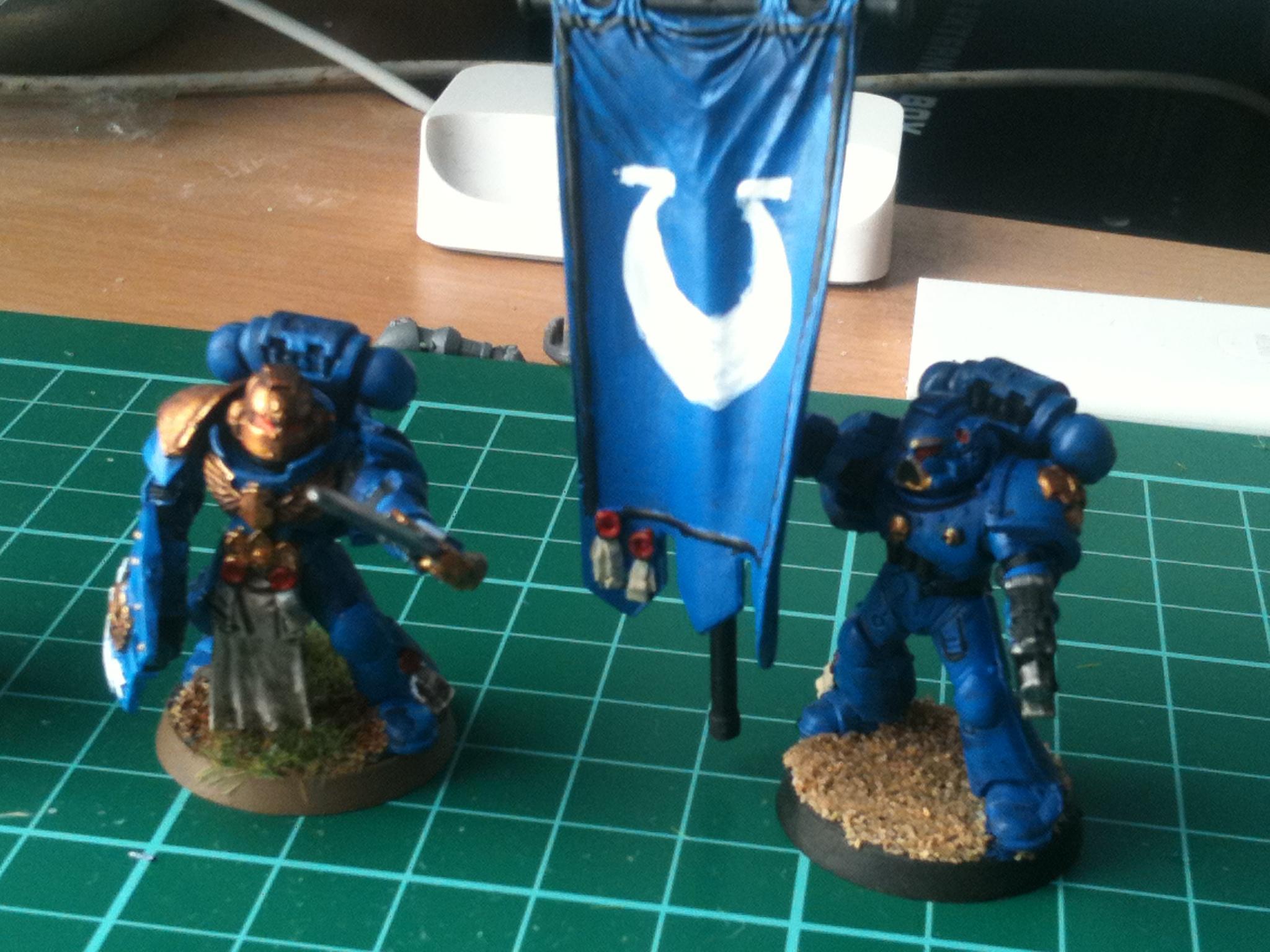 Command Squad, Ultramarines