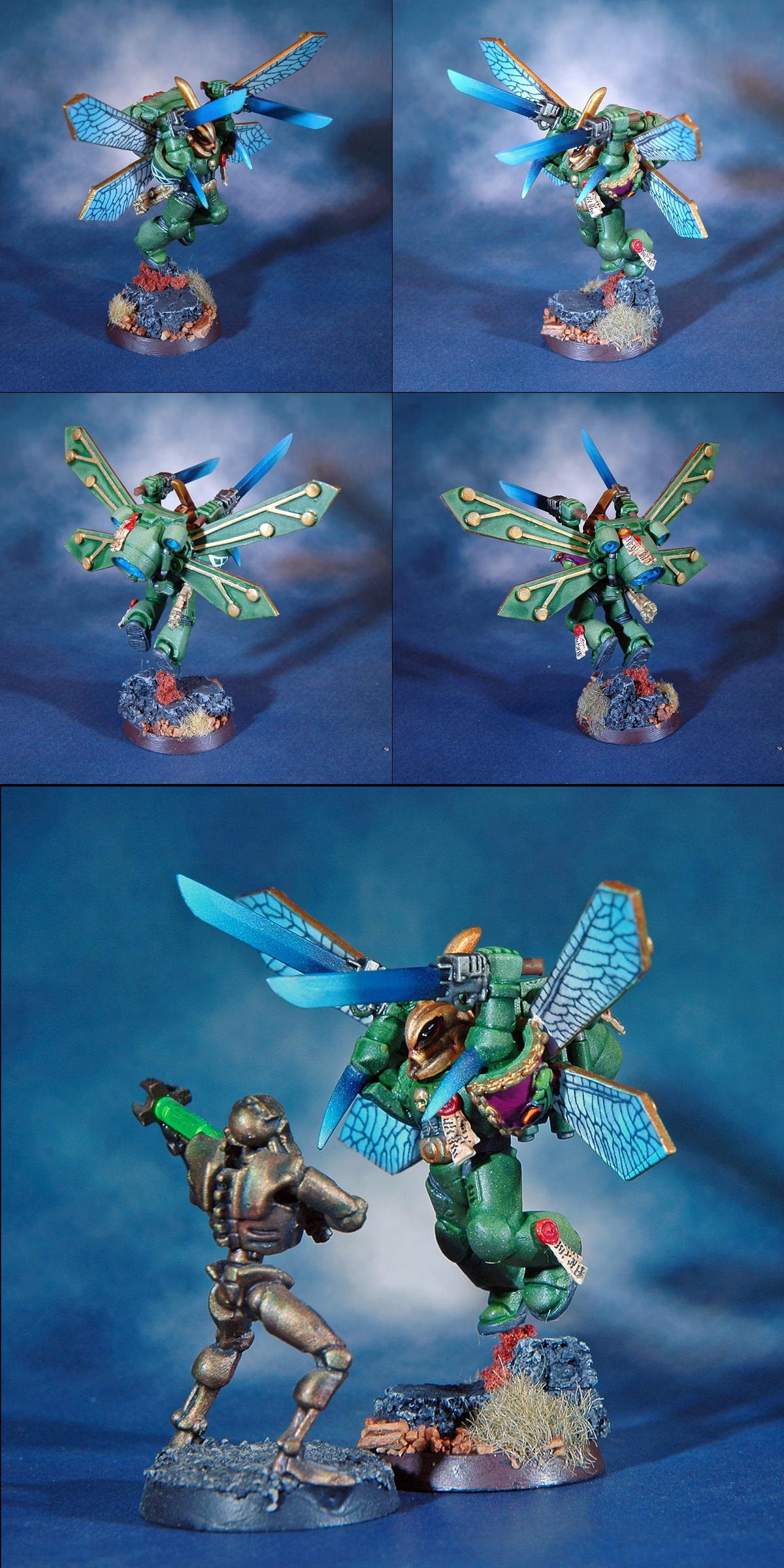 Gms, Mantis Warriors, Space Marines, Vanguard, Warhammer 40,000