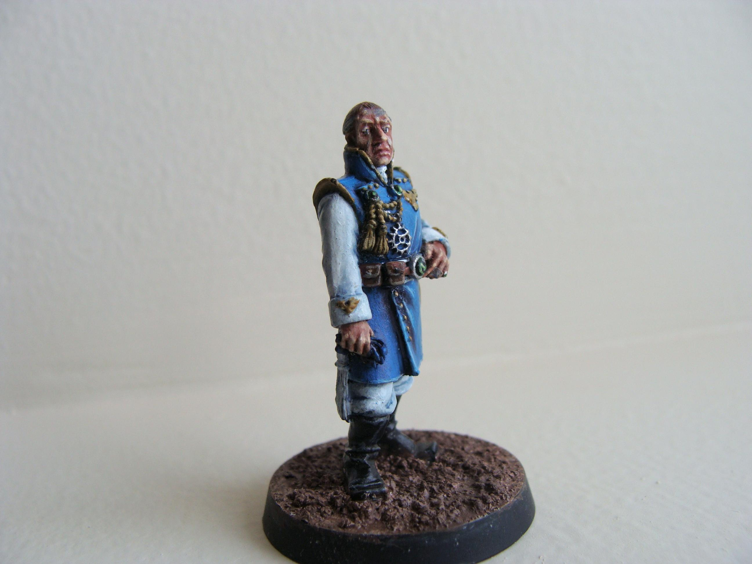 Command Squad, Imperial Guard, Imperial Navy, Master Of The Fleet, Regimental Advisor