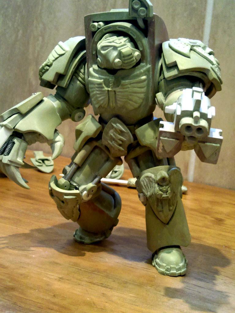 Deathwing, Terminator Armor