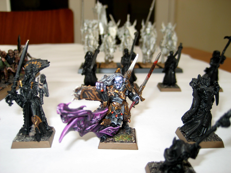 Dark Eldar, Vampire Counts