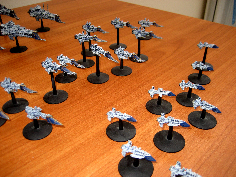 Battlefleet Gothic, Fleet, Imperial