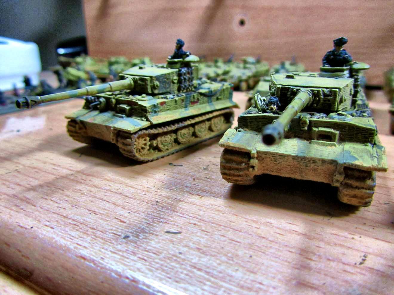 2, Nazi, Tank, Tiger, War, World
