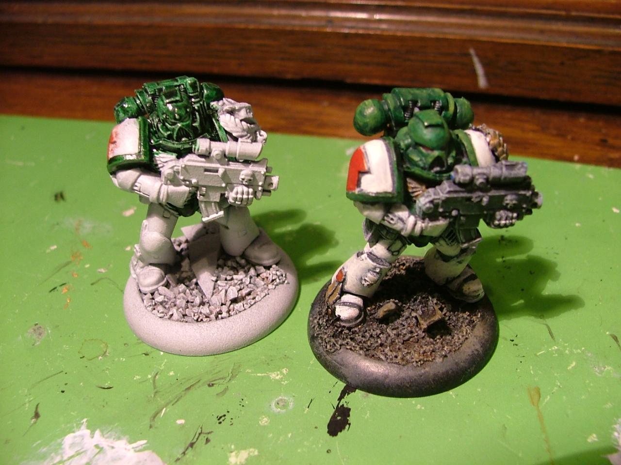 Grey Knights, Mentor Legion, Pip, Space Marines