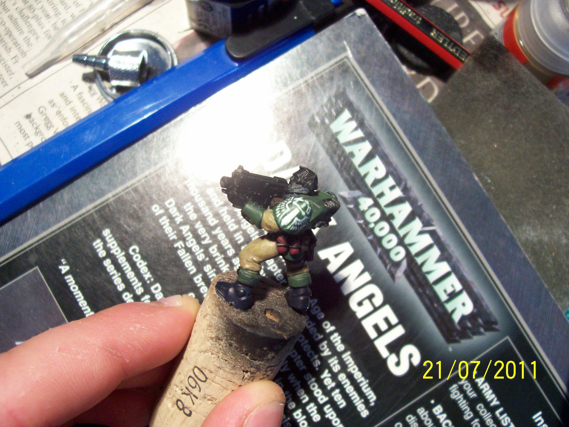 Dark Angels, Scouts