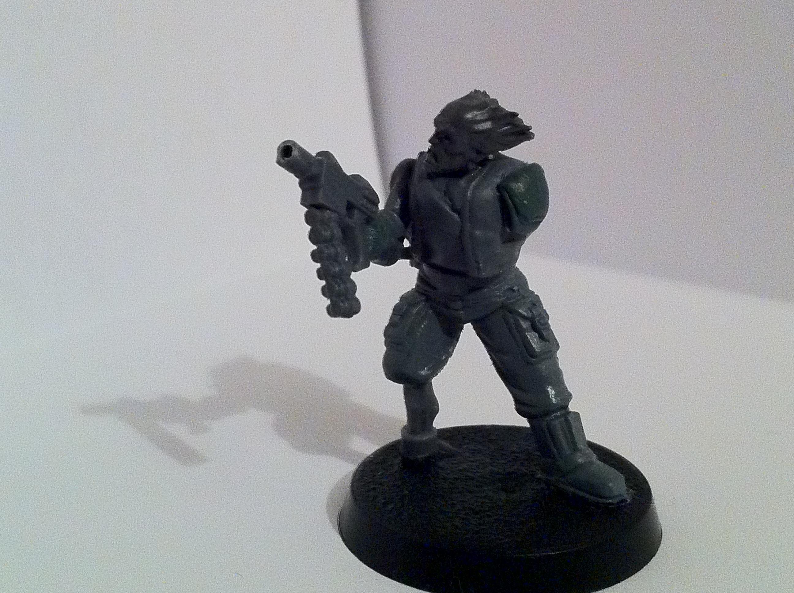 =][=munda, Gang, Necromunda, Scavvie, Warhammer 40,000, Work In Progress