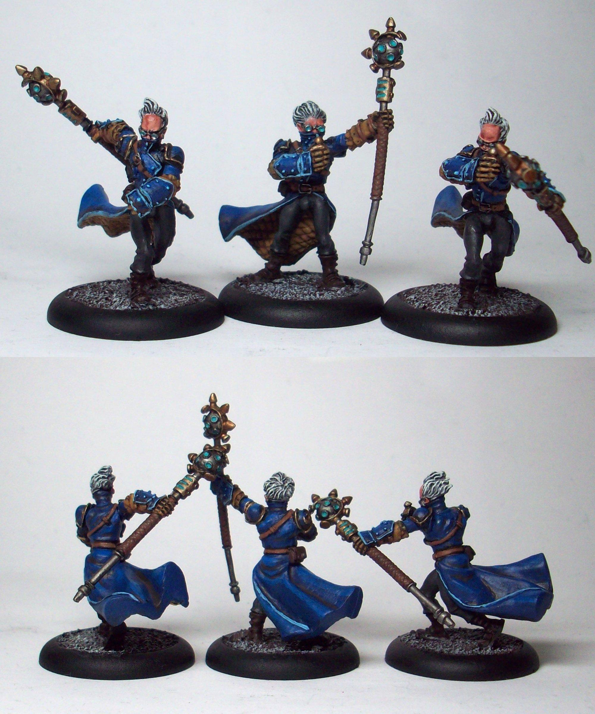Cygnar, Solo, Stormsmith