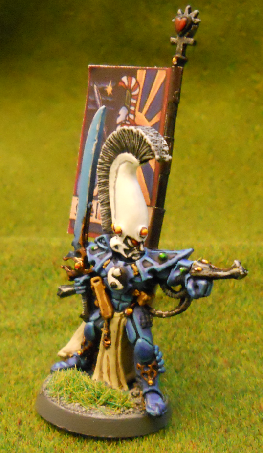 Asurmen, Eldar, Phoenix Lord