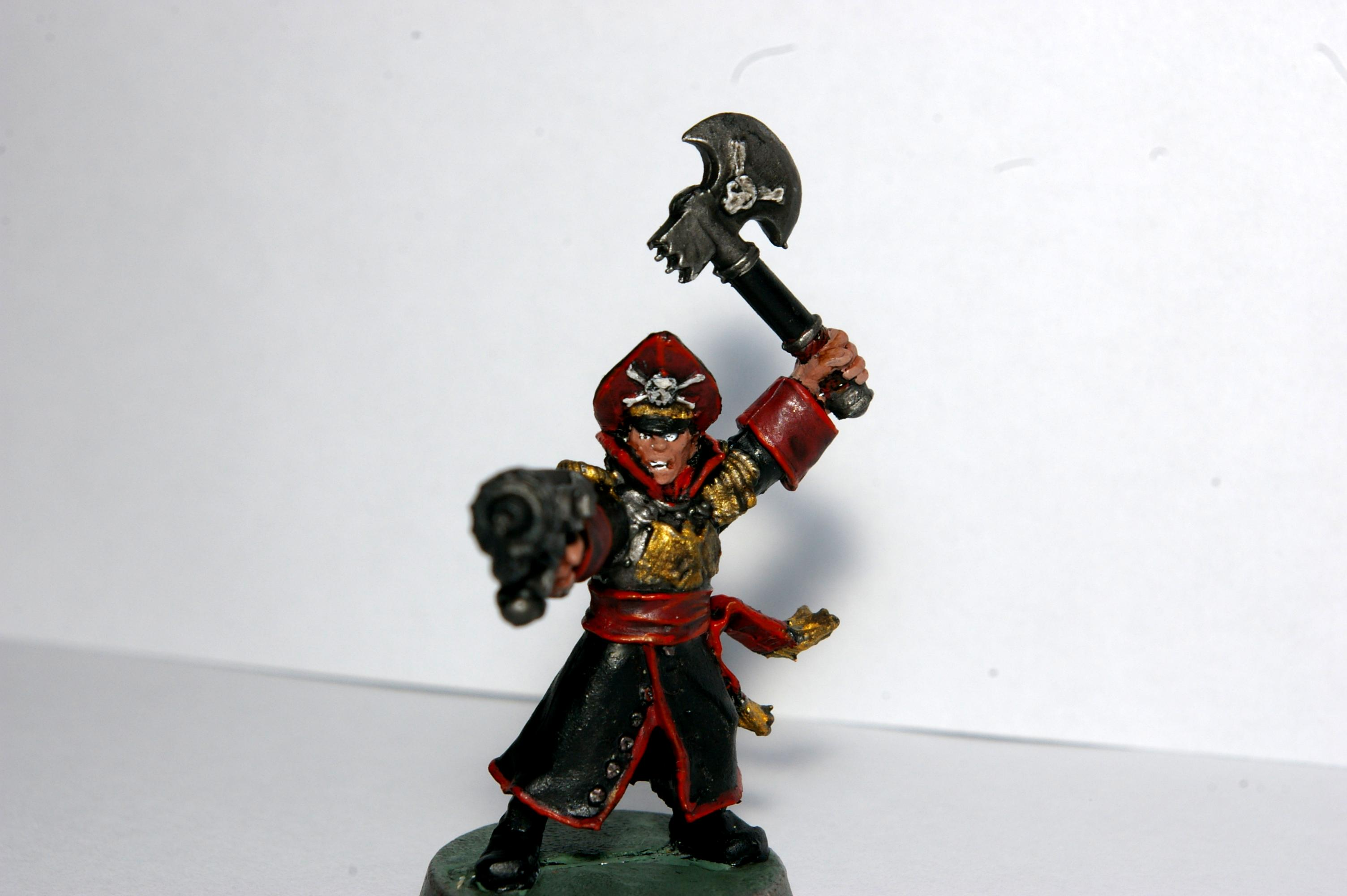 Baal, Command Squad, Commissar, Imperial Guard