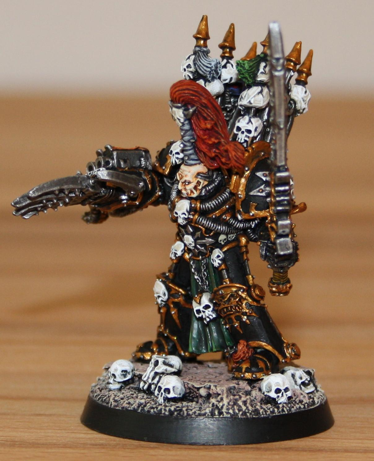 Chaos Space Marines, Chaos Undivided