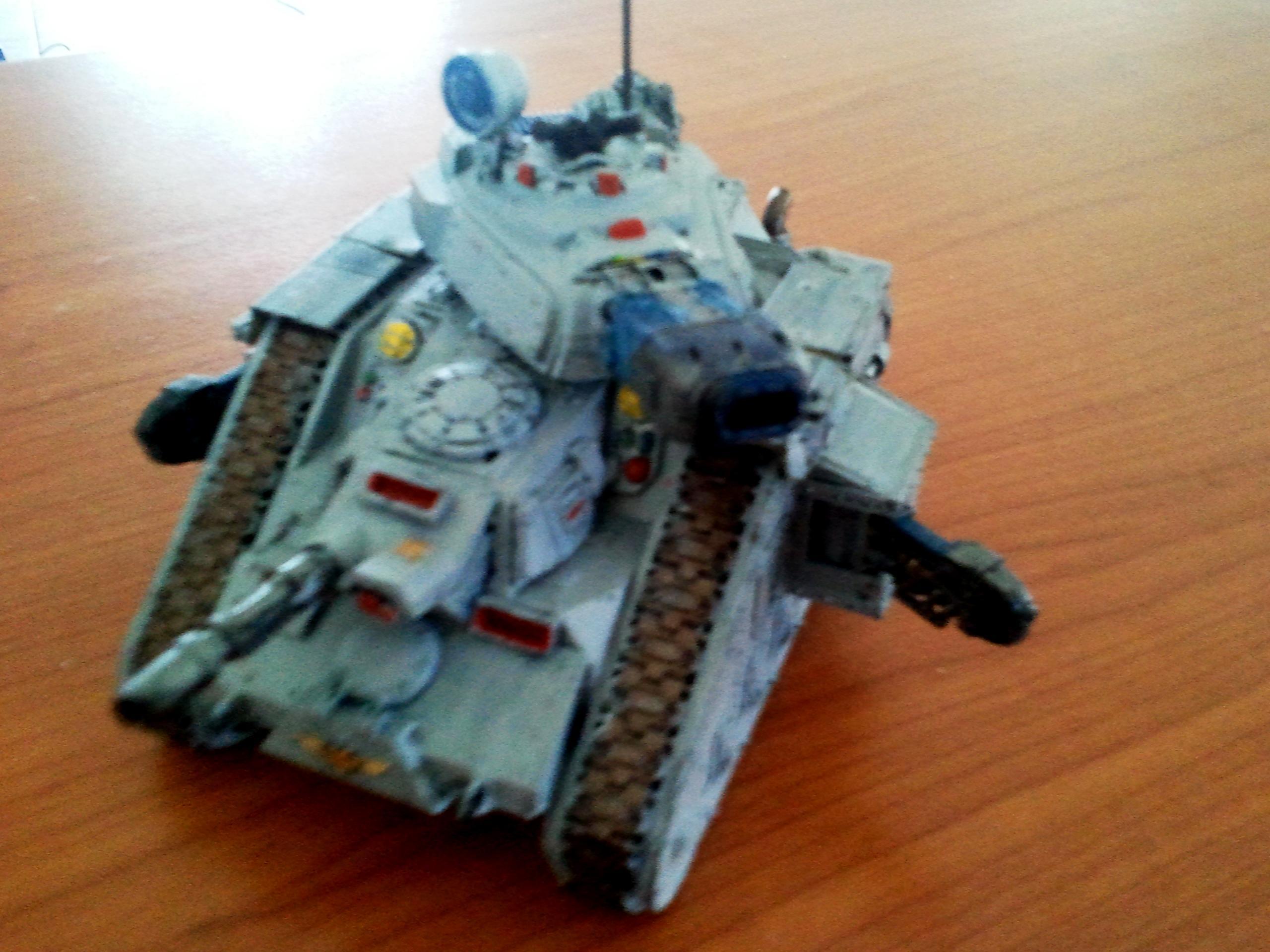 Conversion, Leman Russ, Warhammer 40,000