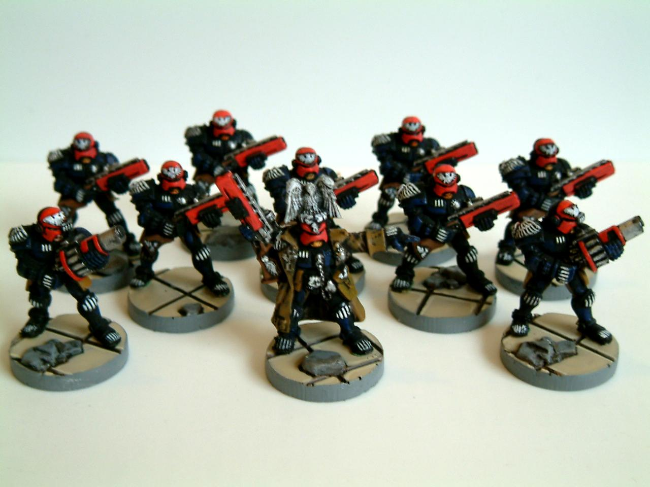 2ed, Adeptus, Adeptus Arbites, Arbite, Arbitor, Arbitrator, Arbitrators, Classic, Enforcer, Enforcers, Hunters, Imperial, Inquisitor, Judge, Judges, Necromunda, Out Of Production, Police, Storm Troopers, Warhammer 40,000, Witch, Witchunters
