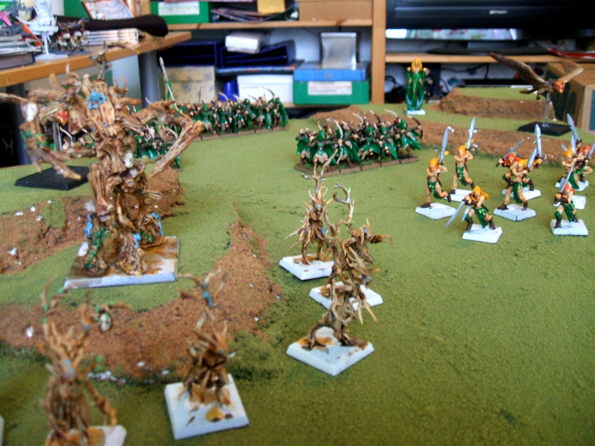 Wood Elves, Fantasy