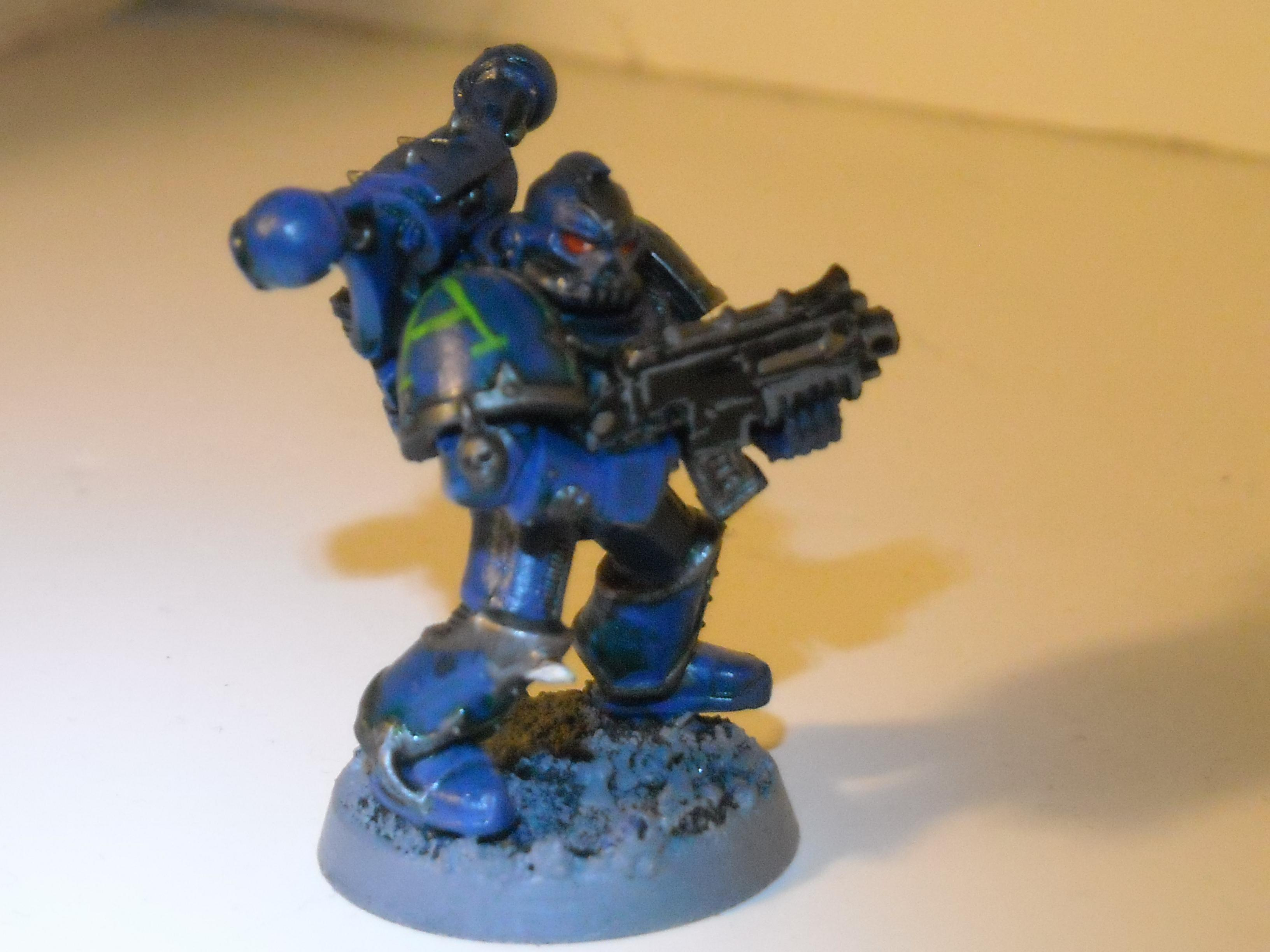 Alpha Legion, Chaos Space Marines