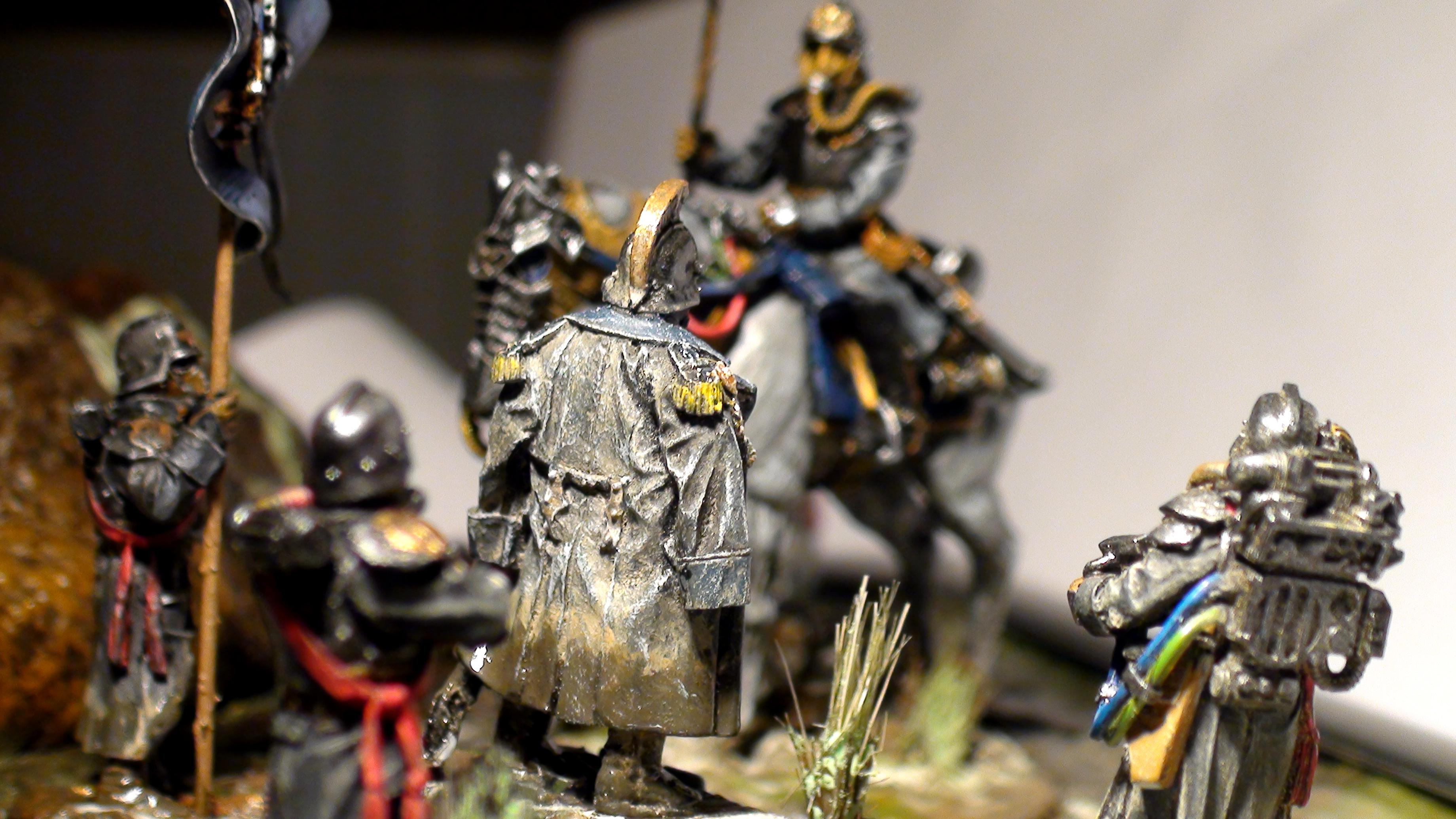 Death Korps of Krieg, Imperial Guard