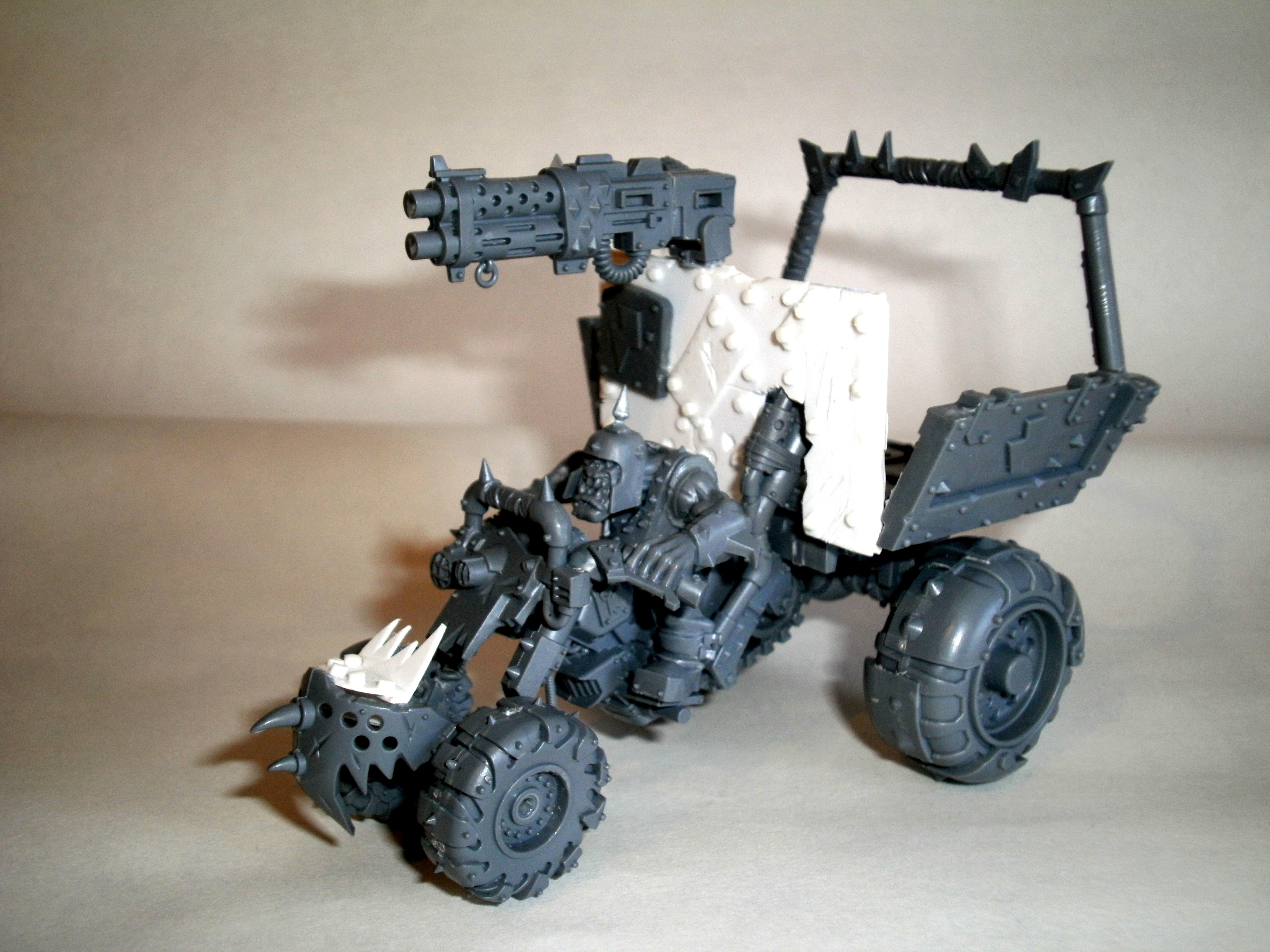 Buggy, Conversio, Conversion, Orks, Speed Freaks