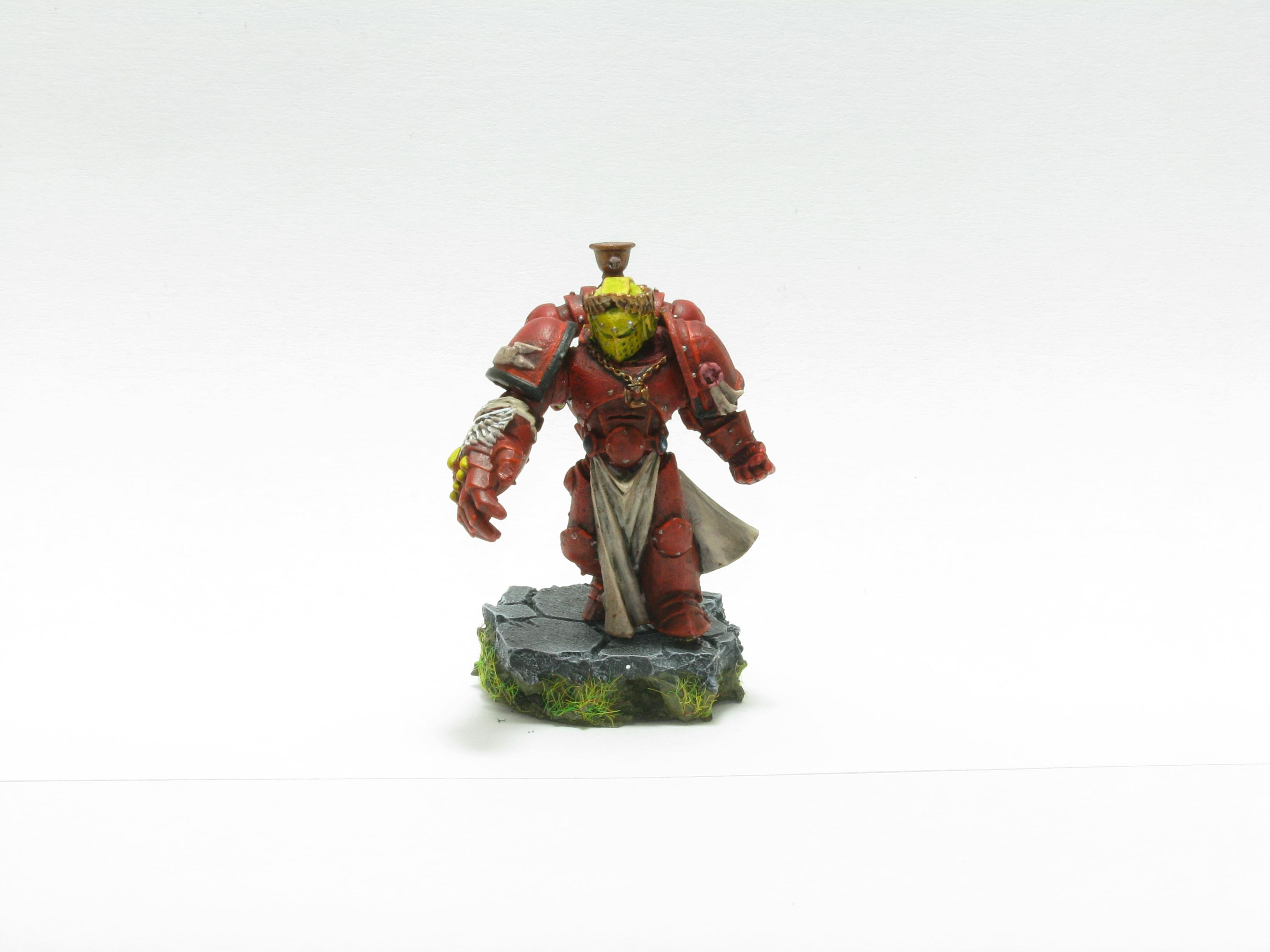 Blood Angels, Blood Angel Captain
