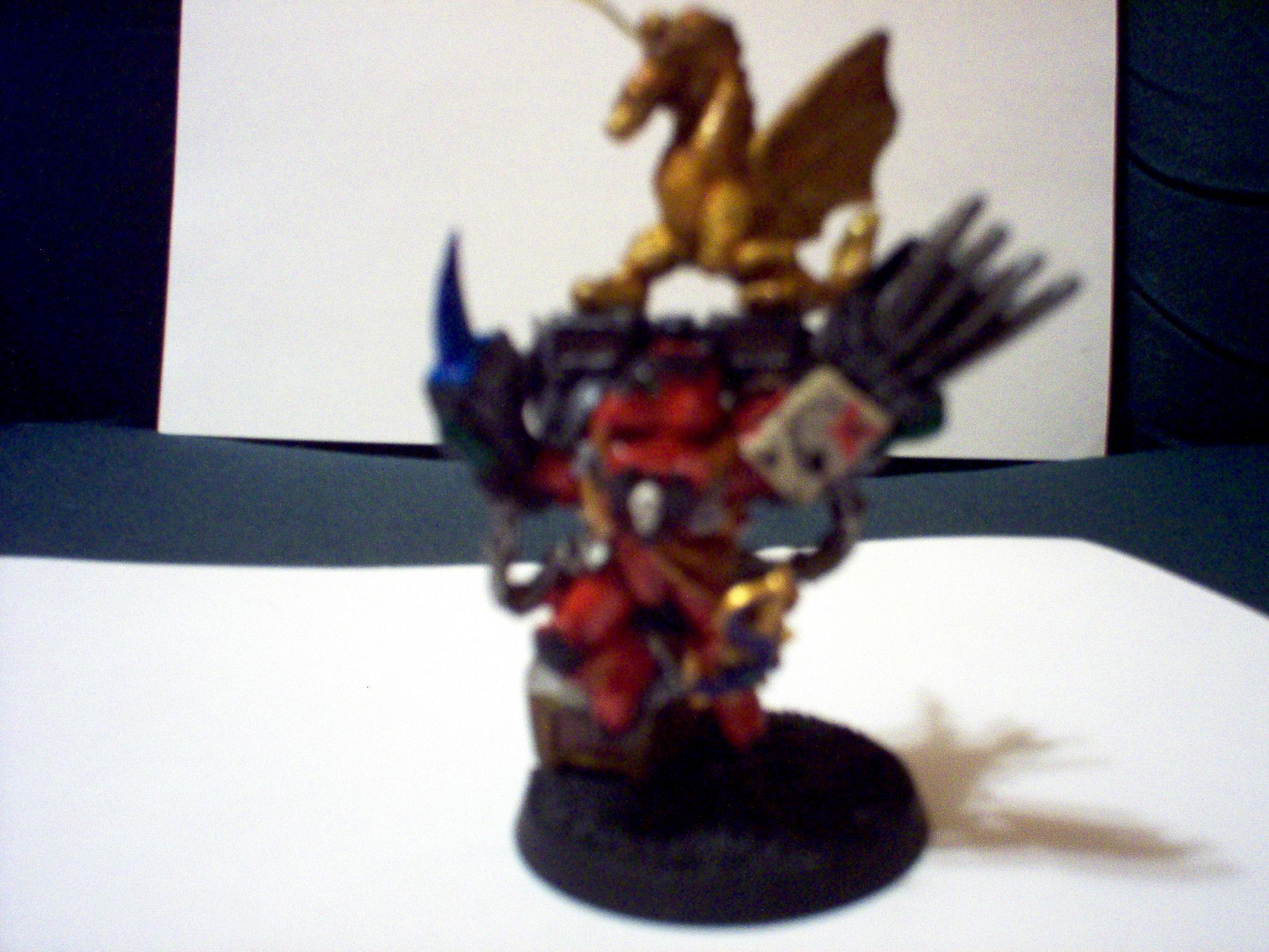 Chaos Lord/Sorceror