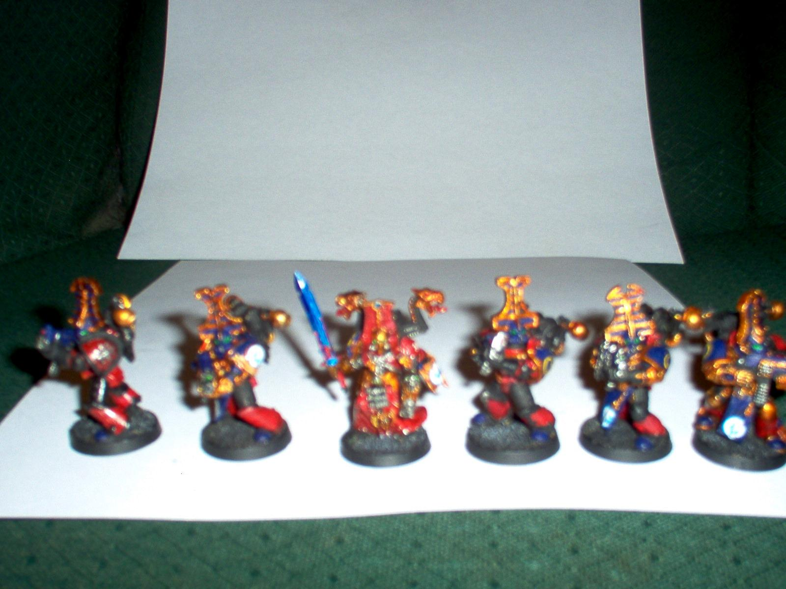 Red Corsairs 1k Sons