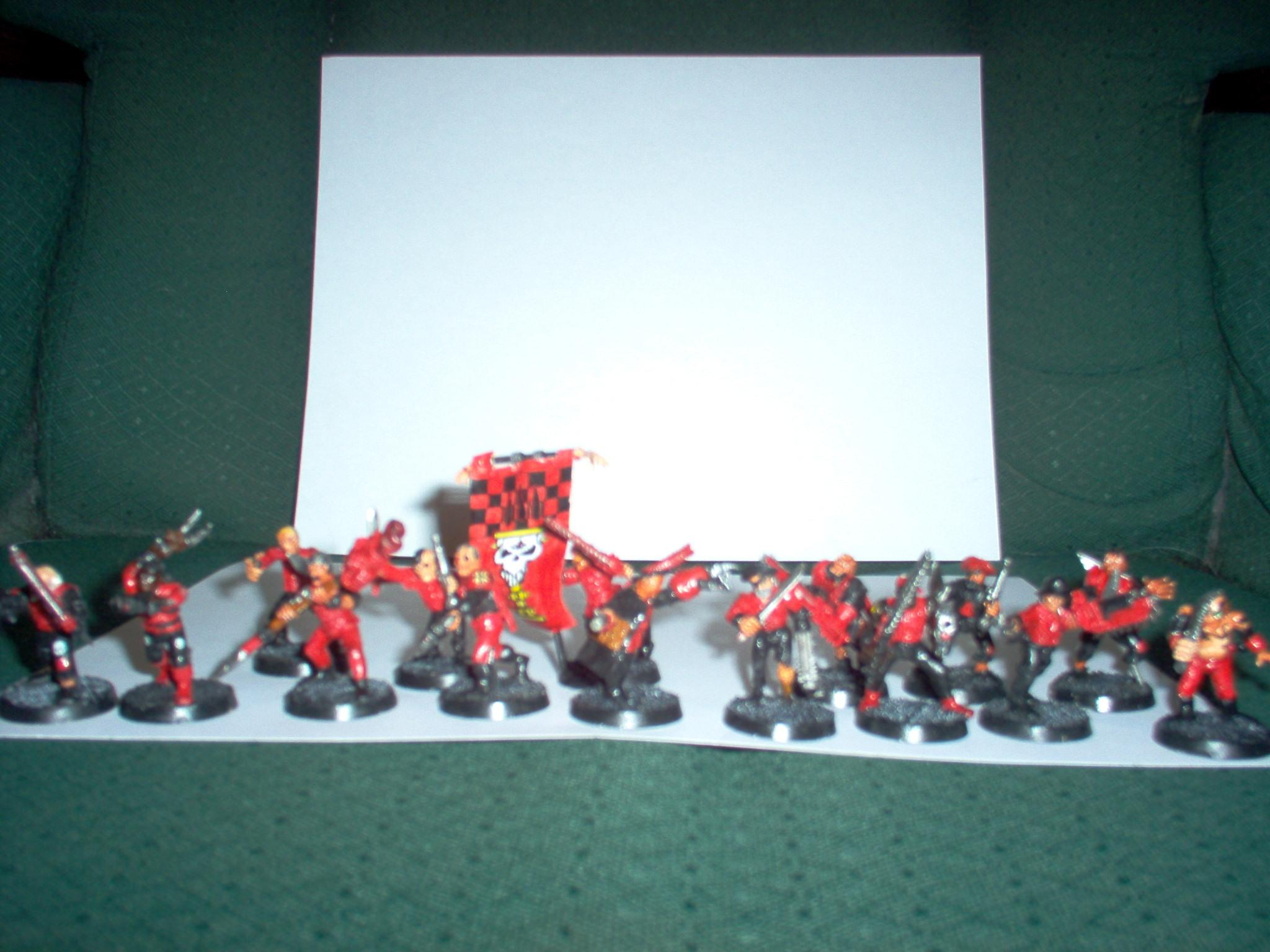 Red Corsairs Cultists/Pirates