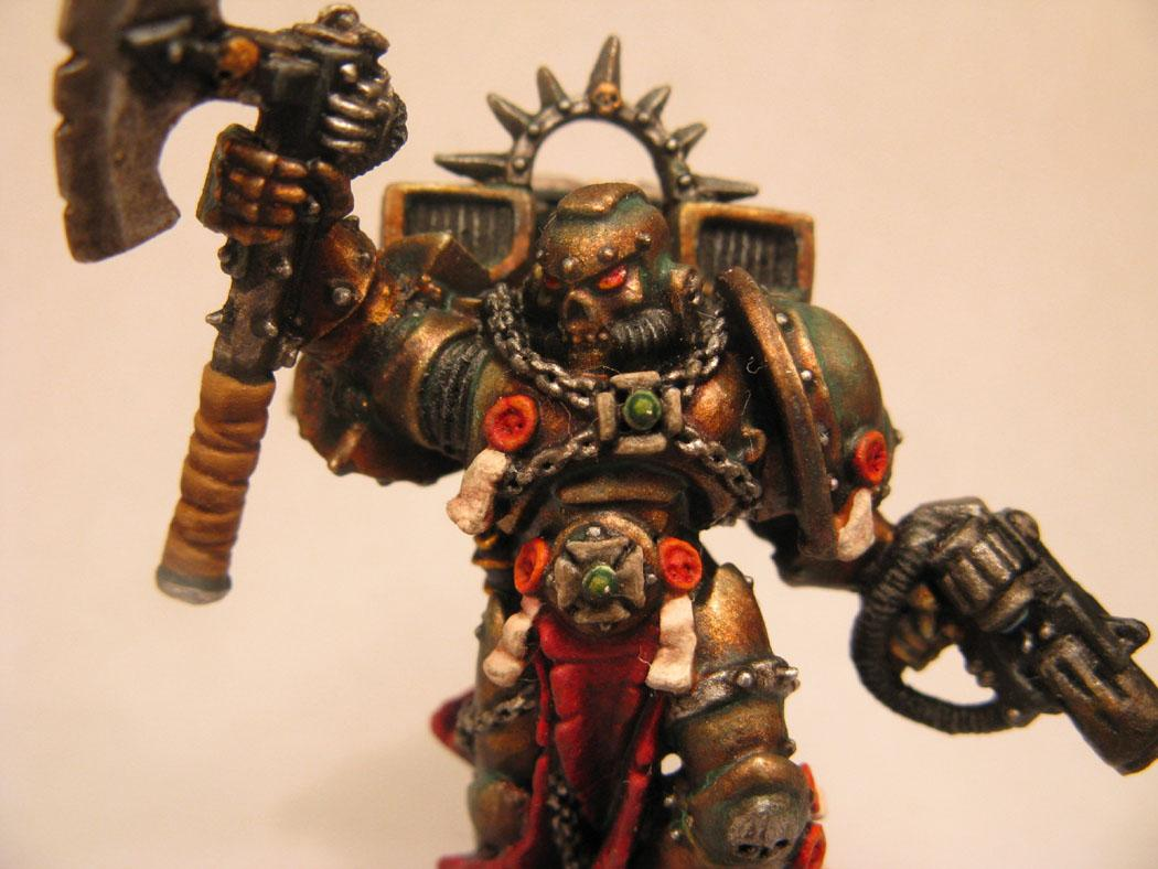 Counts As, Dante, Flesh Tearers, Gold, Verdigris