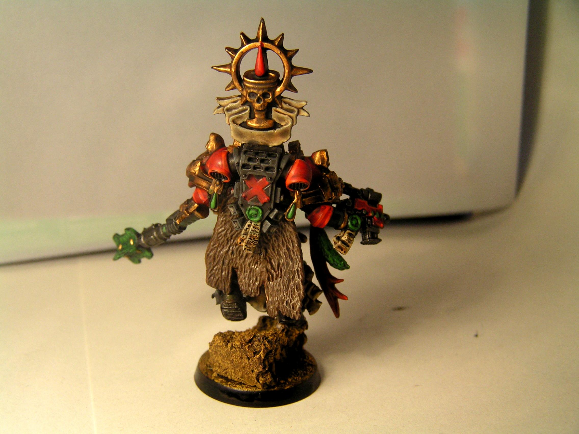 Blood Angels, Conversion, Reclusiarch
