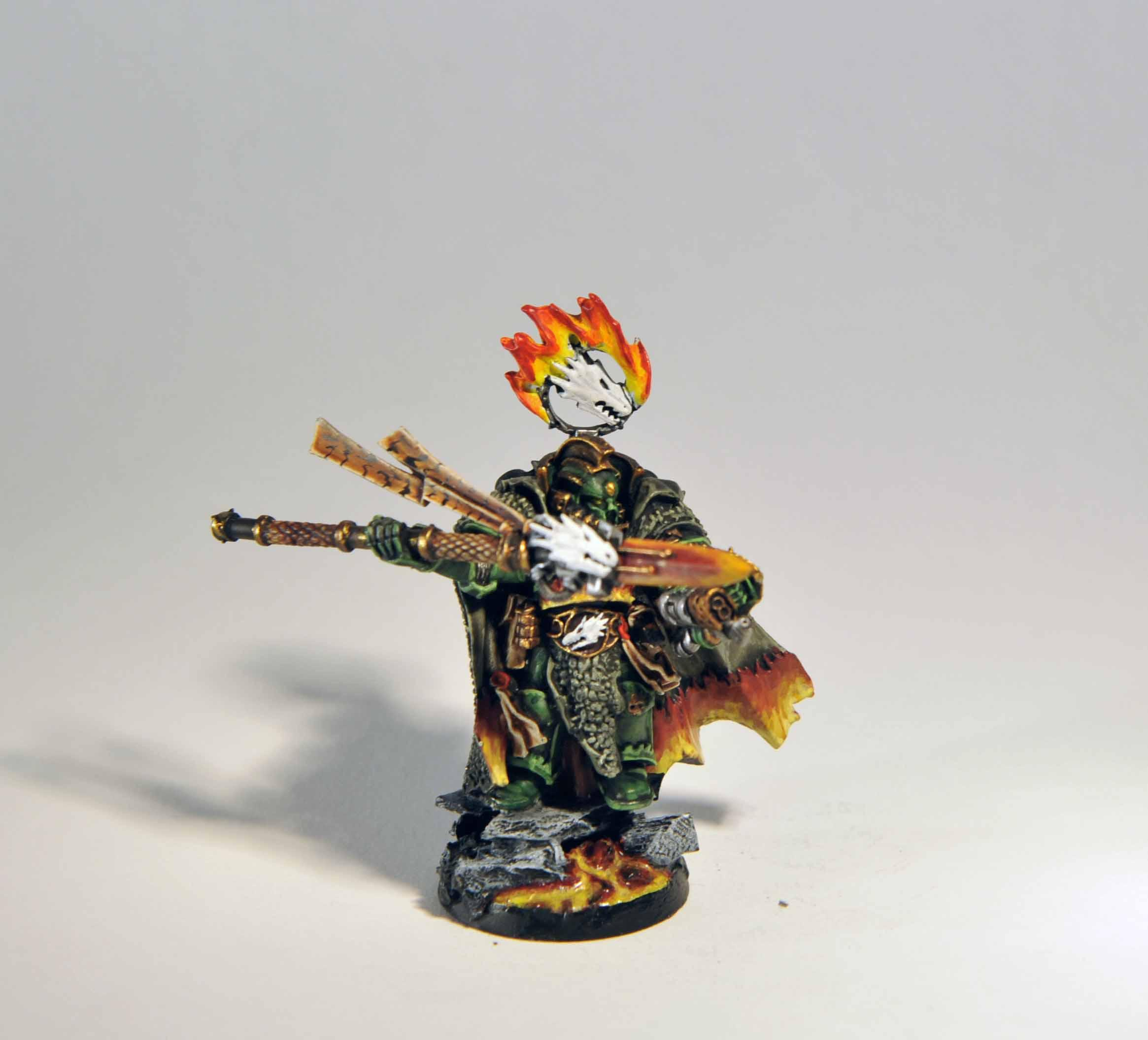 Army, Army List, Finish, Flamer, Forge, Forgefather, He'stan, Meltagun, Salamanders, Sheild, Vulkan