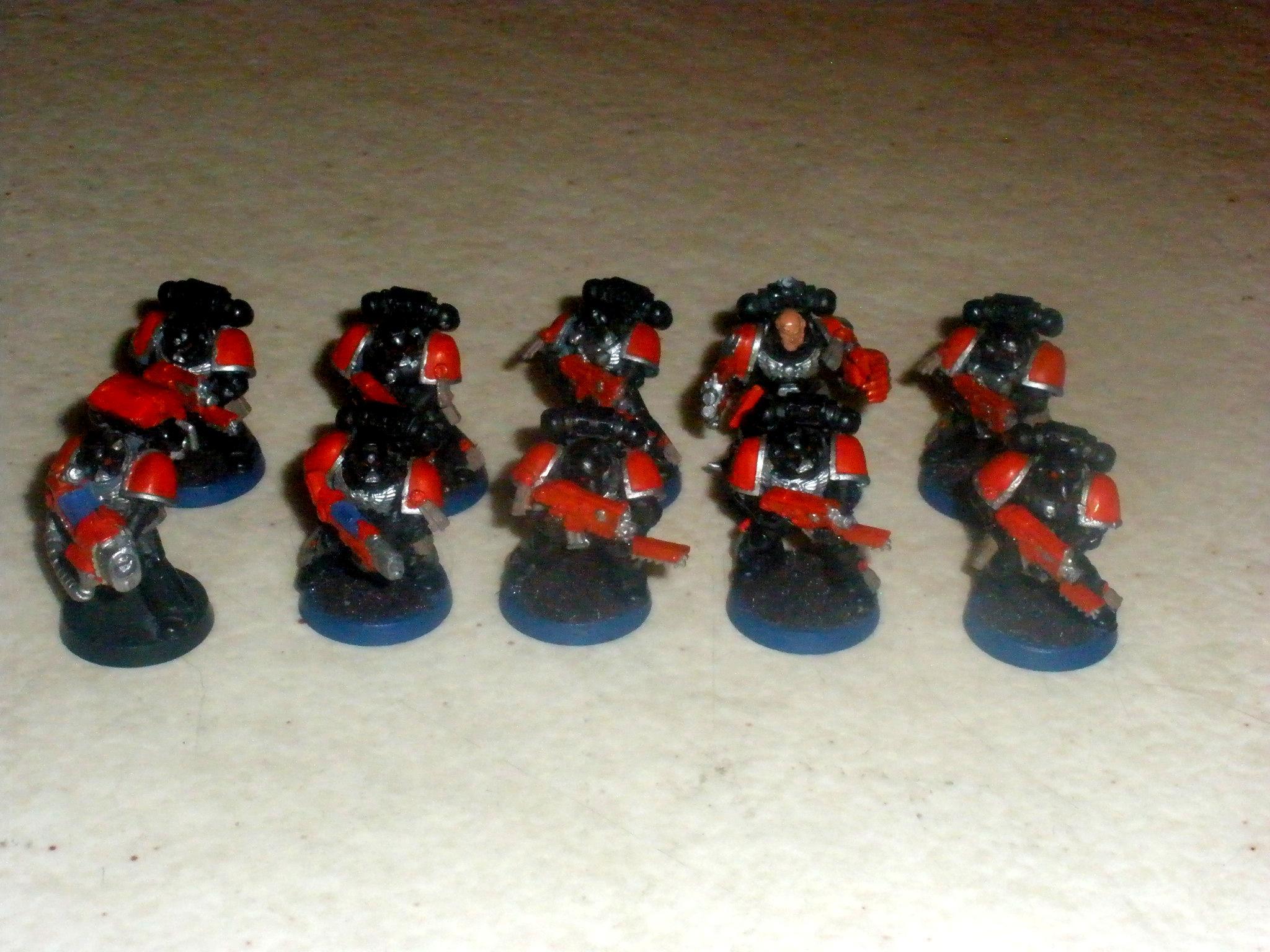 Plasma, Plasma Cannon, Tactical Squad