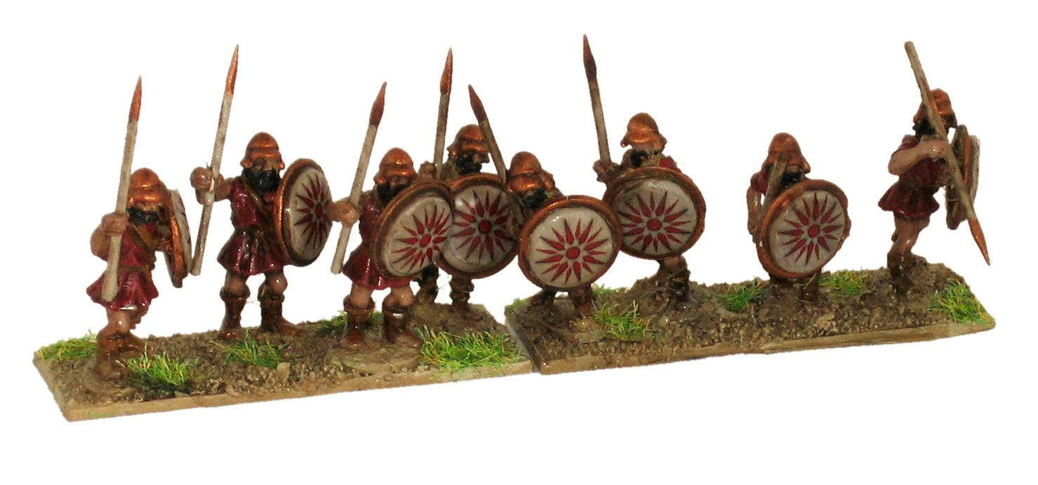 15mm, Antiquitatis, Bellis, Dba, Hoplite, Macedonian