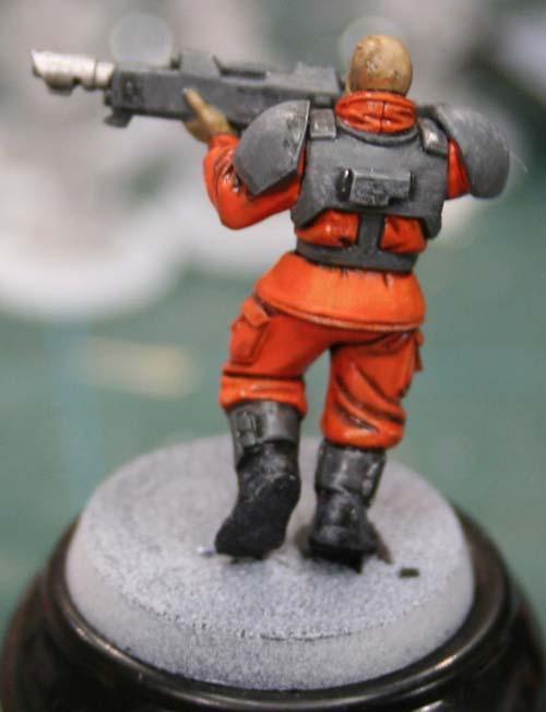 Guardsmen, Imperial Guard, Warhammer 40,000