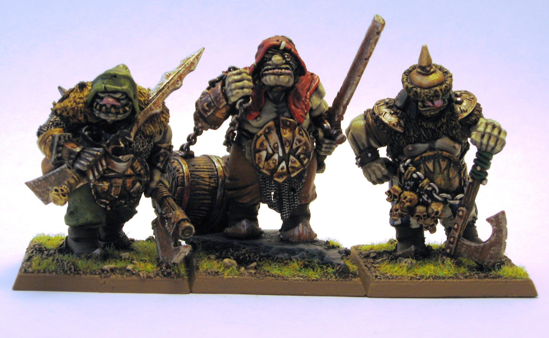 Ogre Kingdoms, Ogres, Warhammer Fantasy