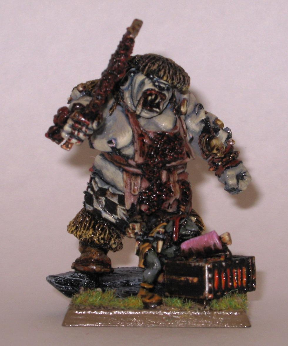 Ogre Butcher