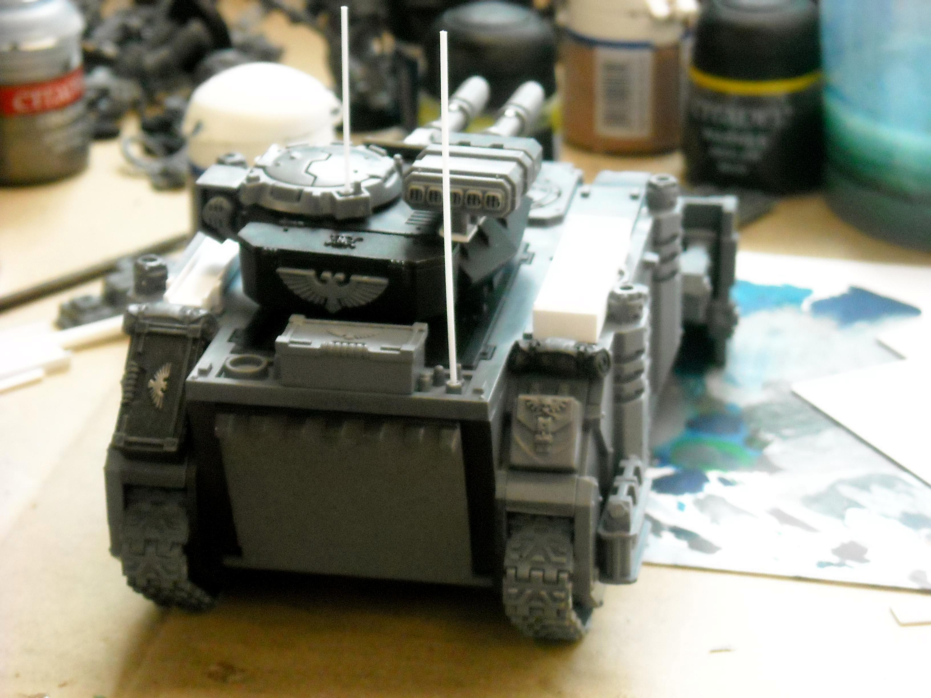 Tank, alpha32