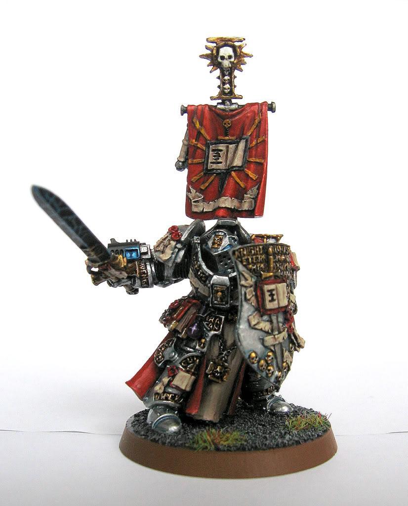 Draigo, Grey Knights, Space Marines, Warhammer 40,000