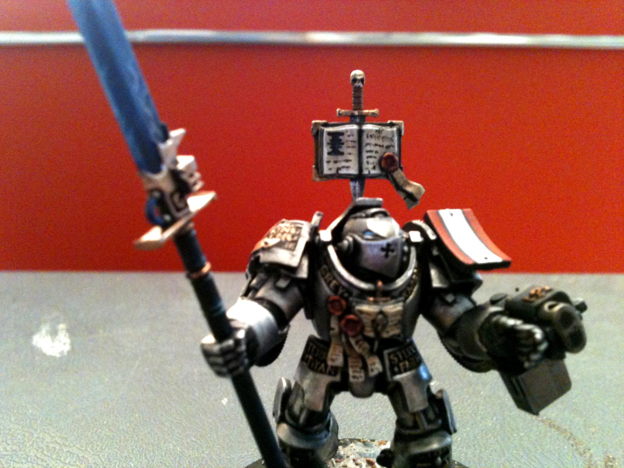 Grey Knights, Paladin, Warhammer 40,000