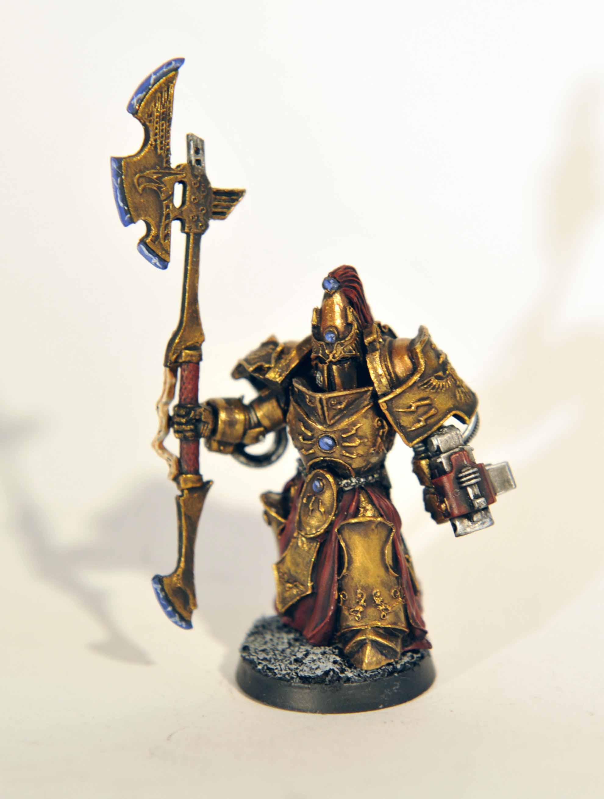Adeptus, Custodes, Daemons, Grey, Inquisitor, Knights, Scibor