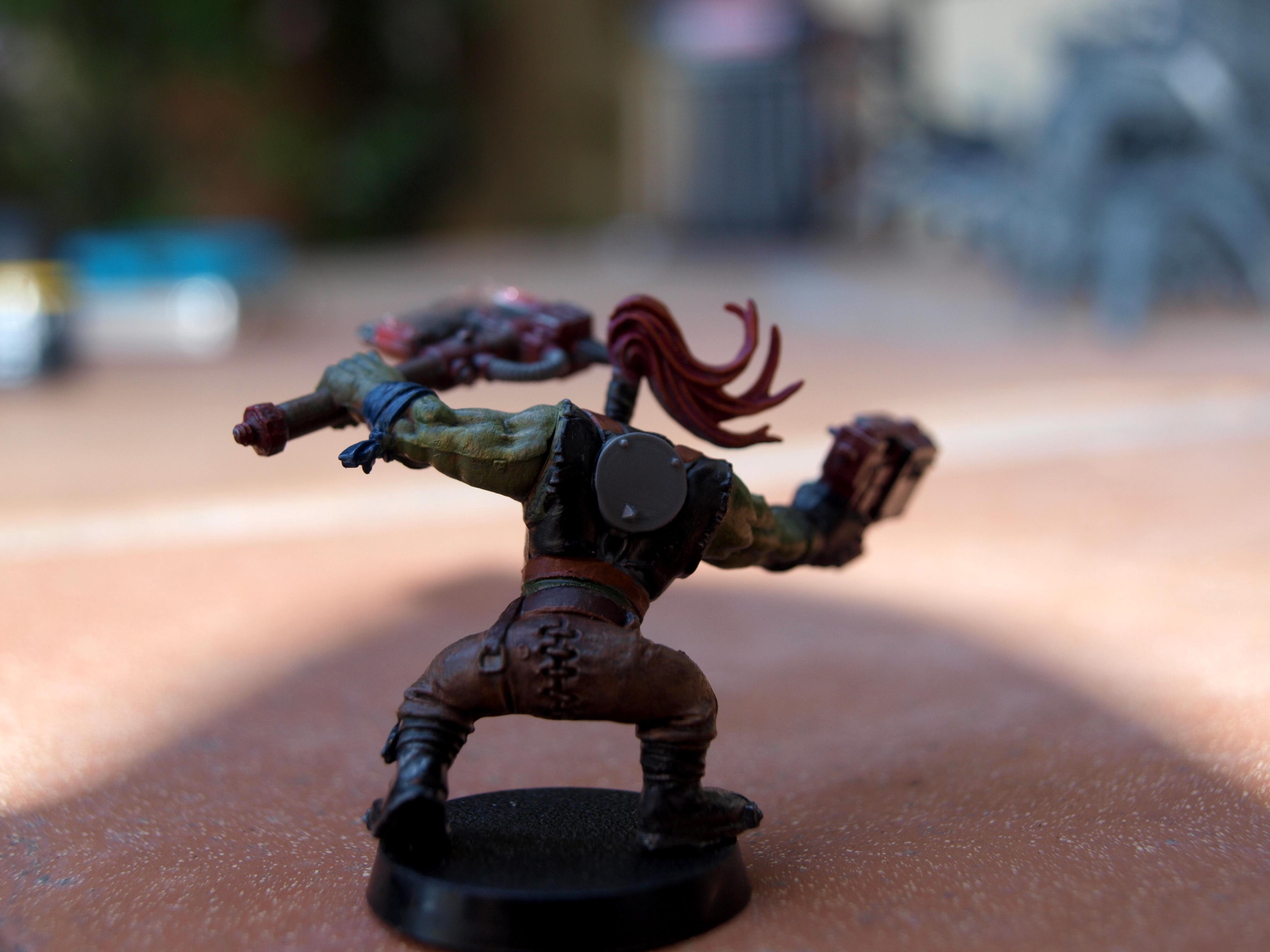 Orks, Rokkhed back