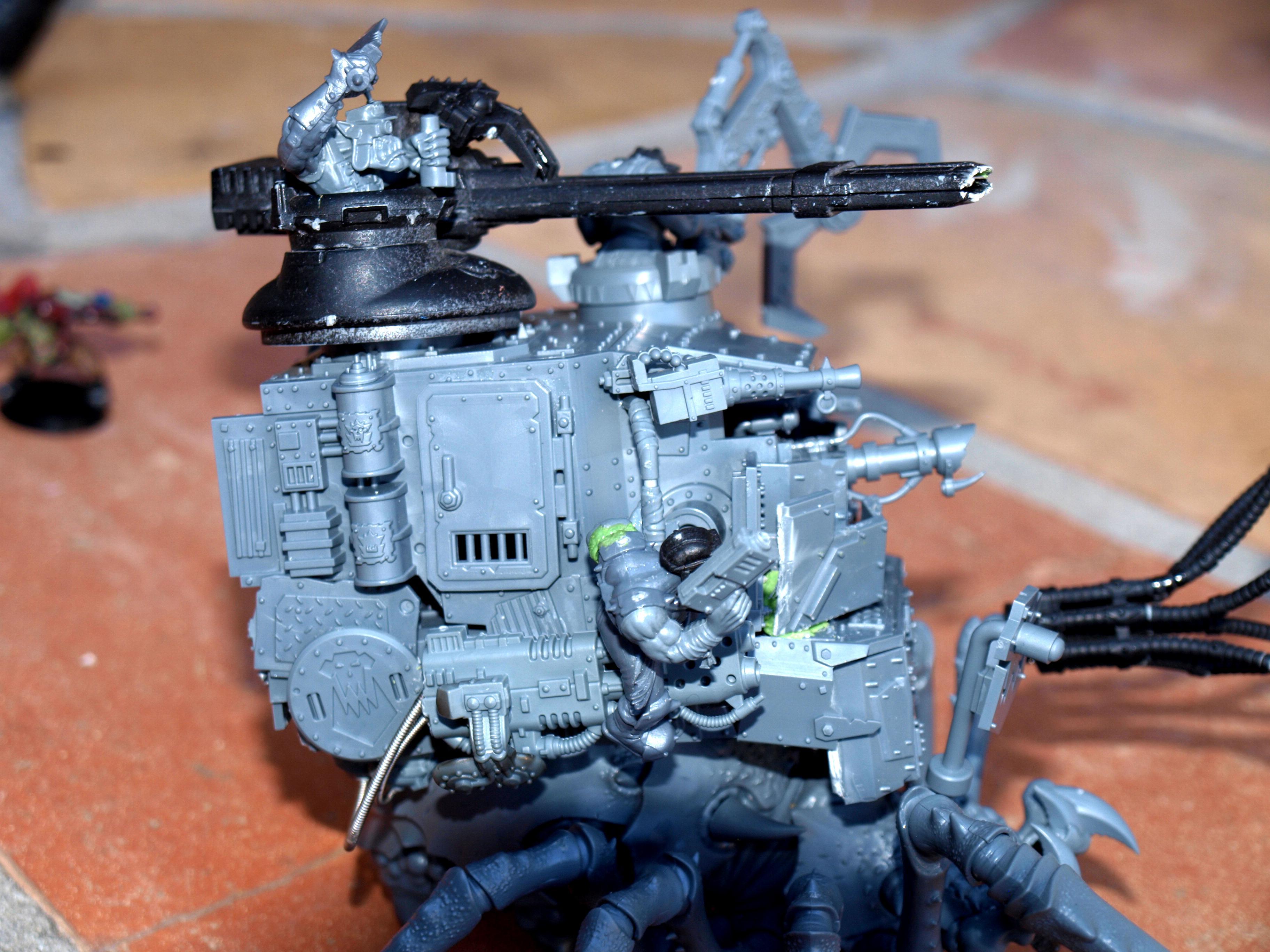 Battlewagon, Conversion, Orks