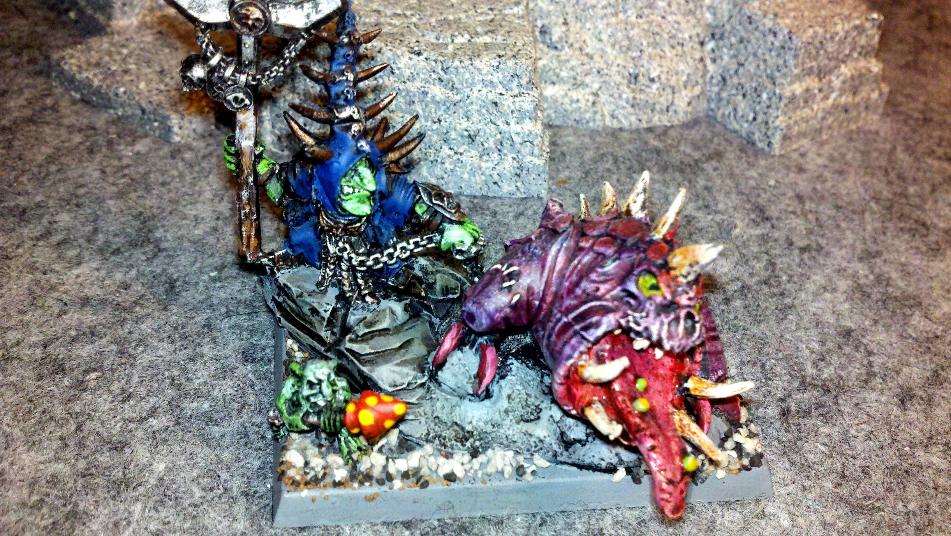 Gobla, Night Goblins, Skarsnik, Warhammer Fantasy