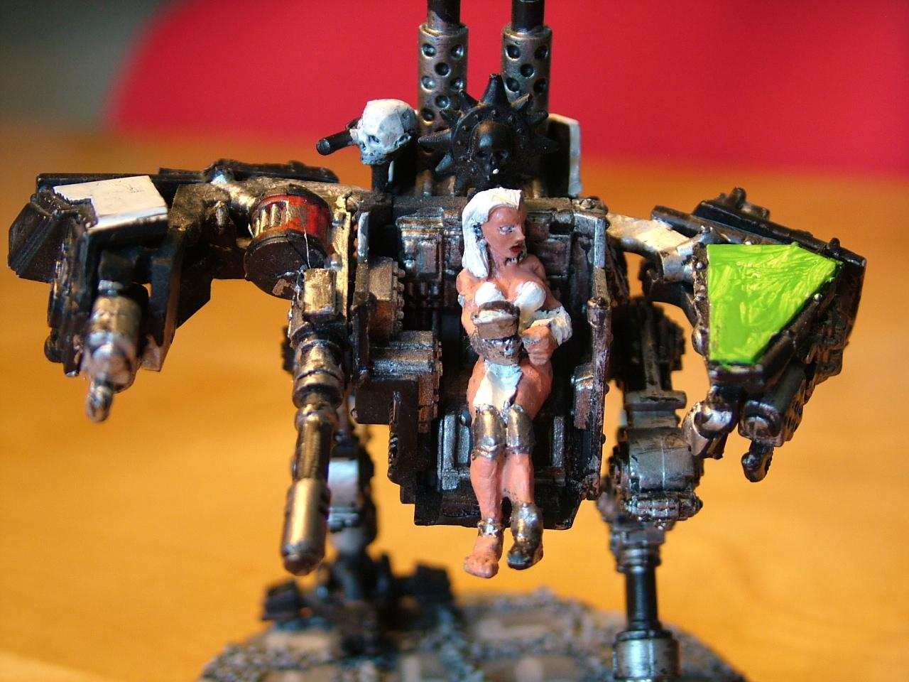 Conversion, Penitent Engine, Sisters Of Battle