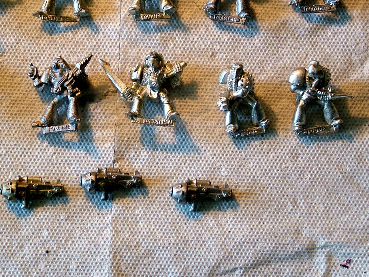Conversion Beamer, Rogue Trader, Space Marines