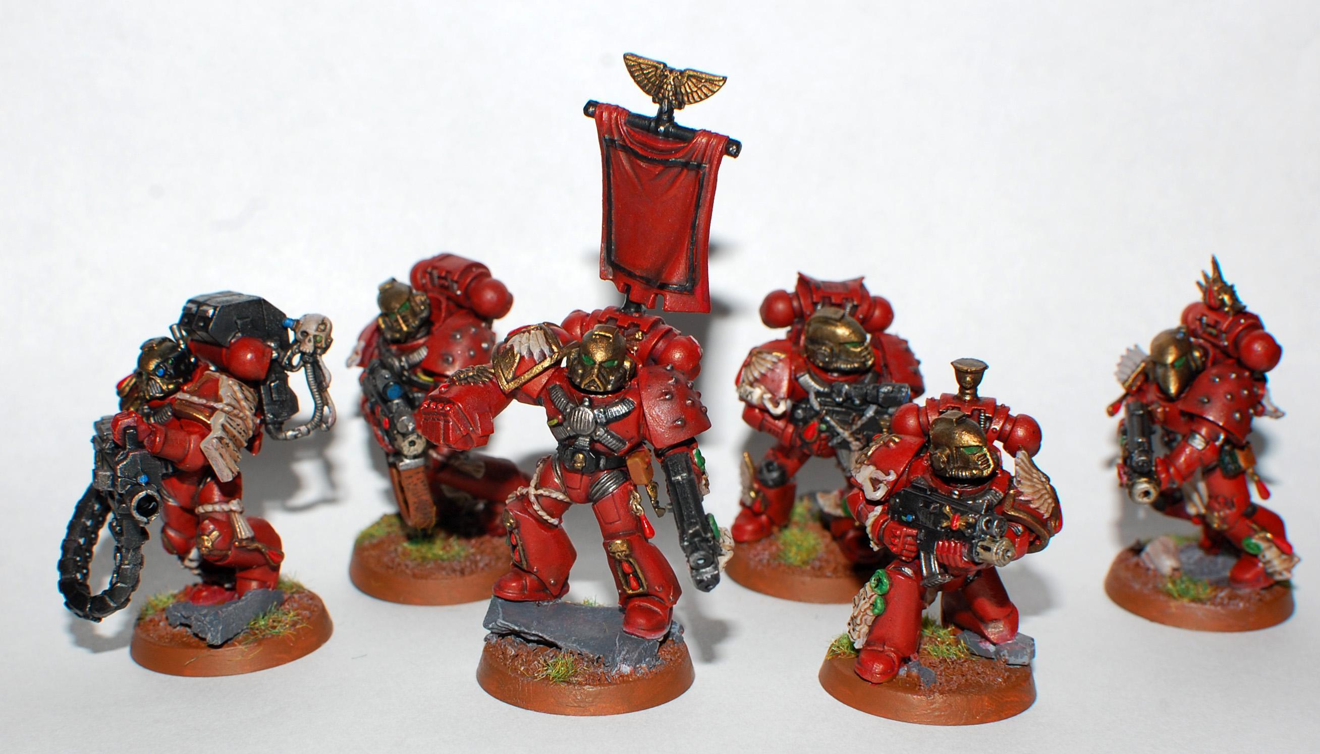 Blood Angels, Killteam, Space Marines