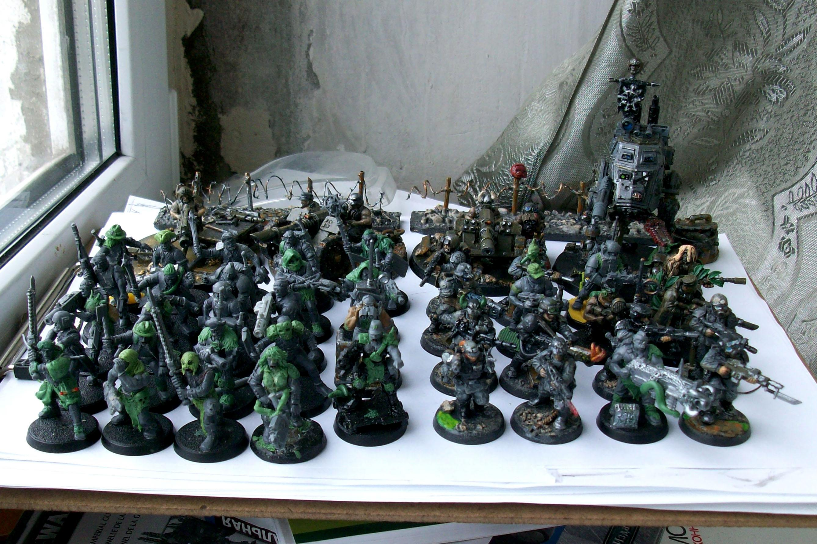 Heretic, Heretics, Imperial Guard, Lost And The Damned, Renegades, Traitor, Traitors