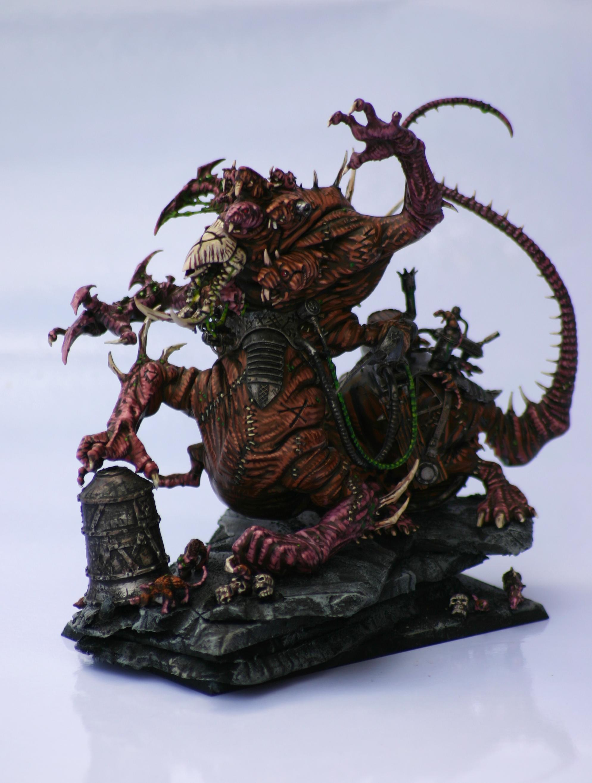 Hell Pit Abomination, Hell Pit Abomination Warhammer, Skaven, Warhammer Fantasy
