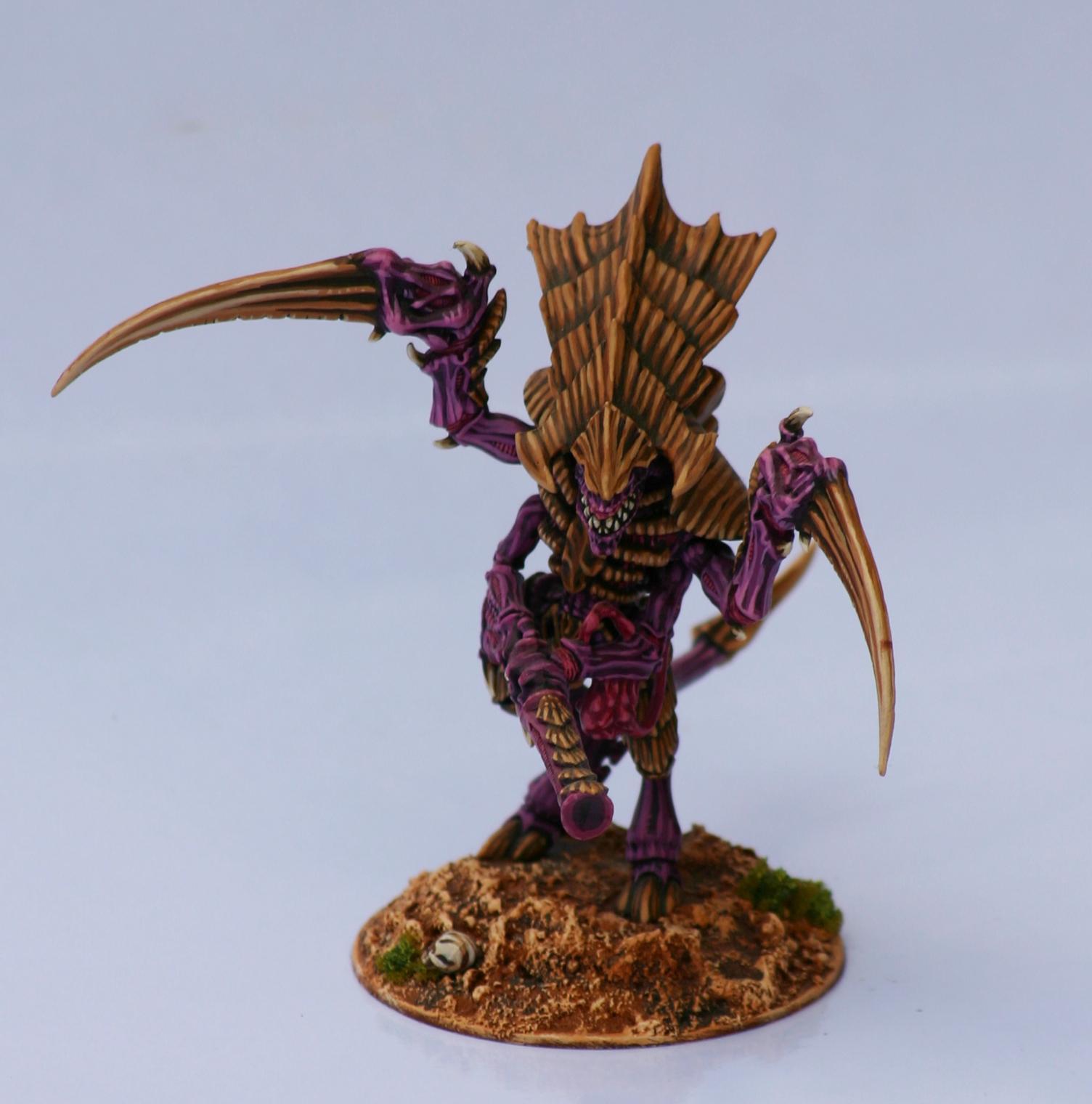 Hive Tyrant, Tyranids, Warhammer 40,000