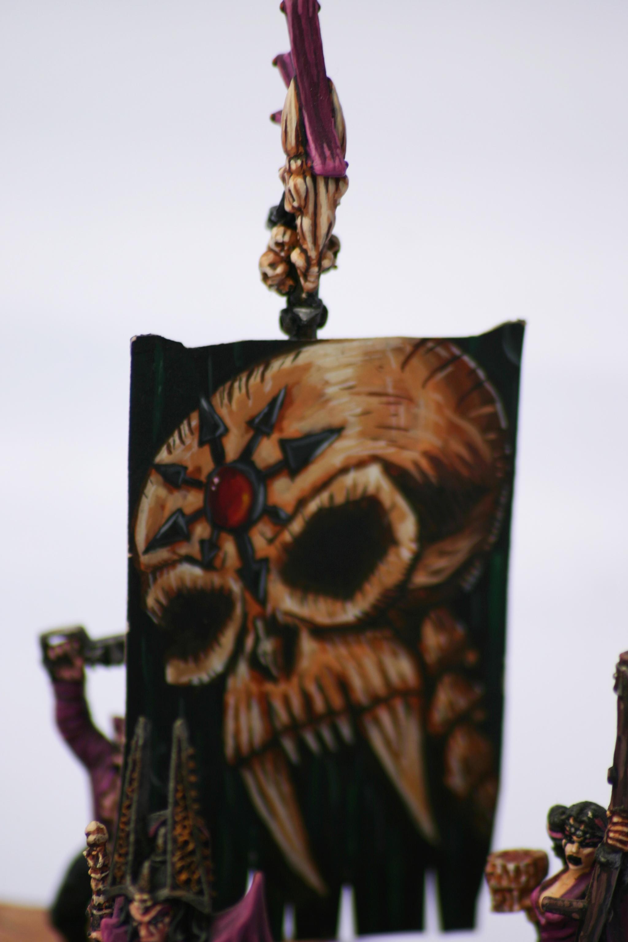 Command, Golden Deamon Finalist, Vampire Counts, Warhammer Fantasy