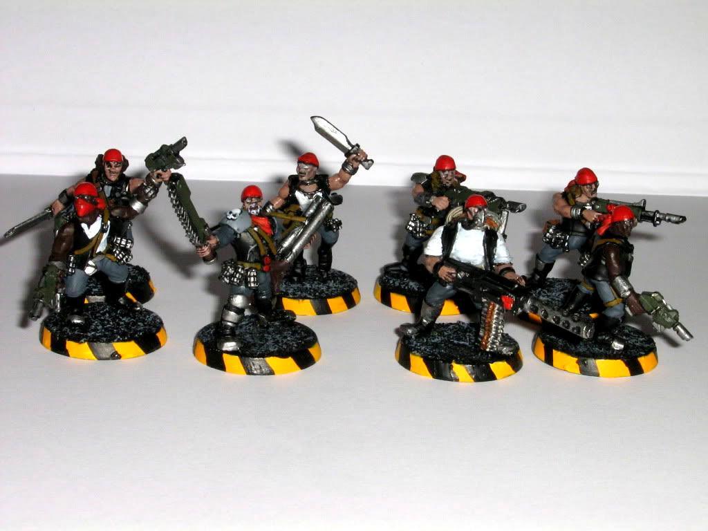 Necromunda, Orlock, Specialist Games