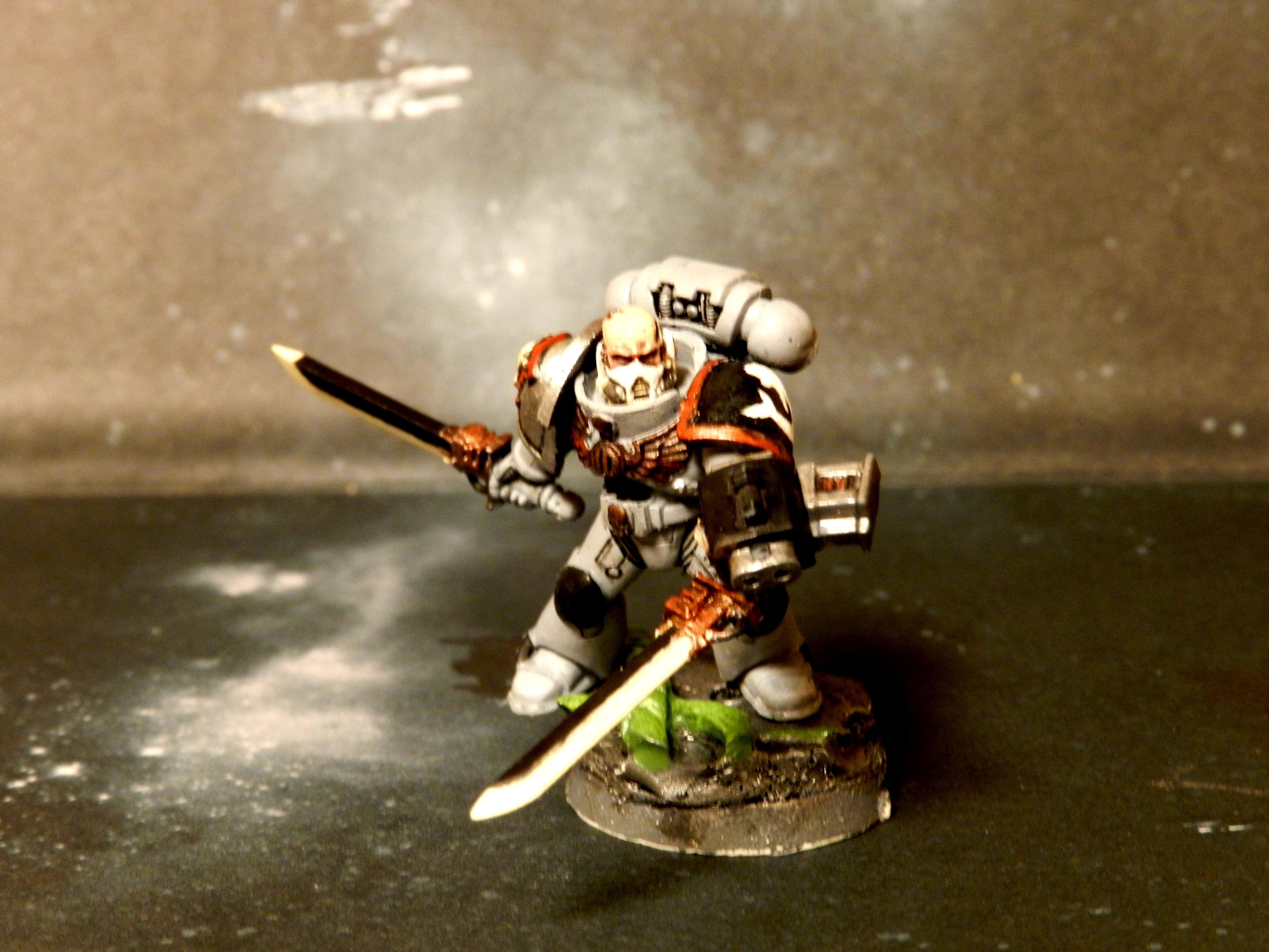 Carcharodons, Gms, Space Marines