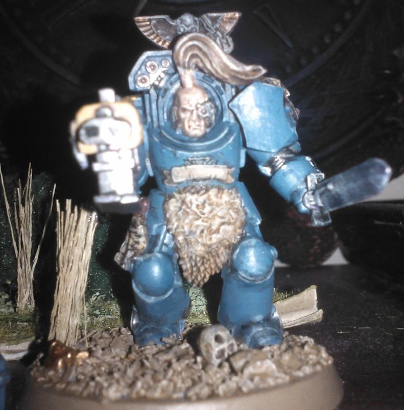 Assault On Black Reach, Space Marines, Space Wolves, Terminator Armor, Warhammer 40,000