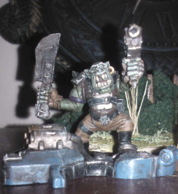 Assault On Black Reach, Bike, Orks, Warhammer 40,000